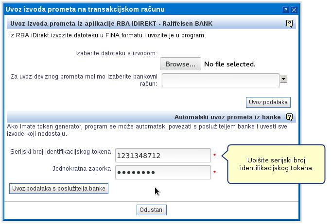 2014-09-26 Uvoz iDirekt